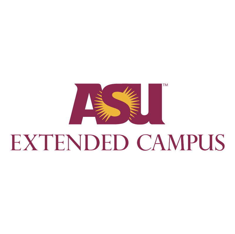 ASU Extended Campus 80465 vector