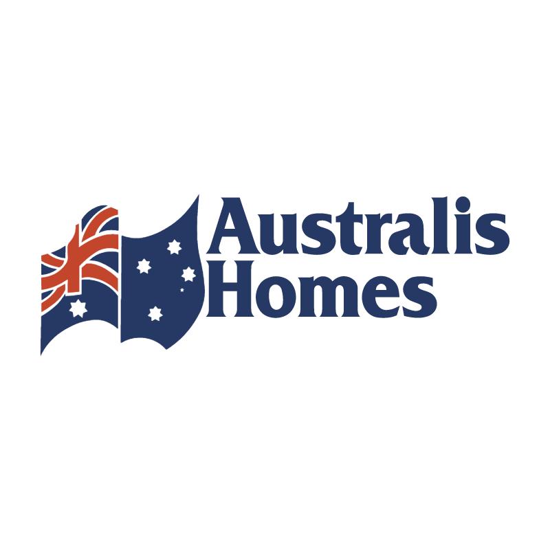 Australis Homes vector