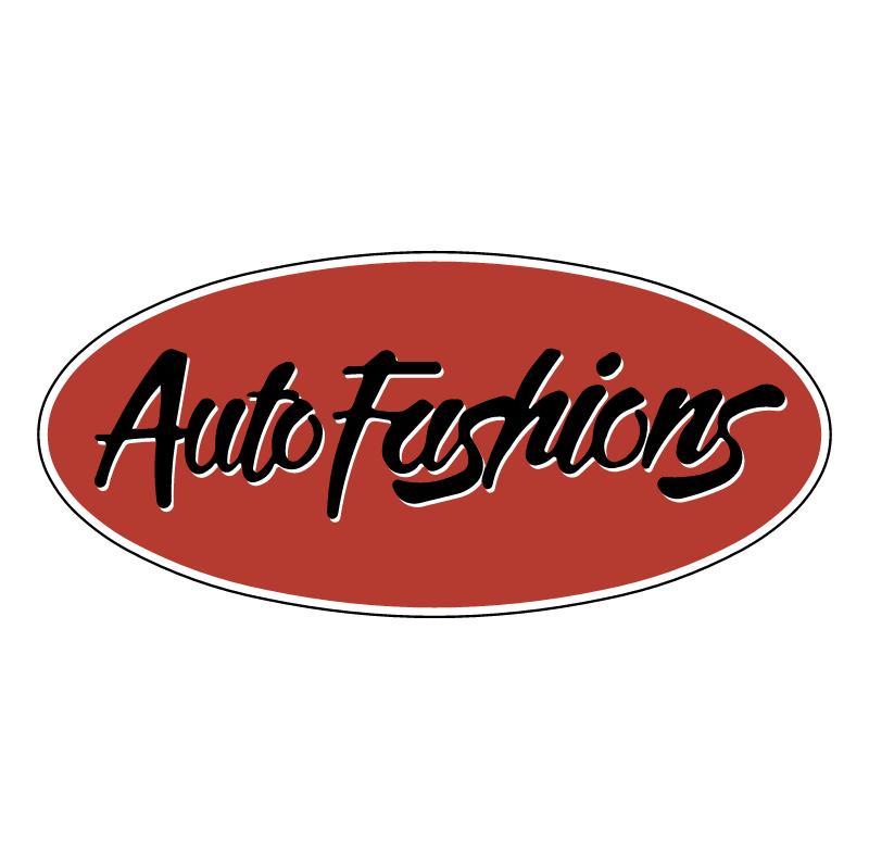 Auto Fashions vector
