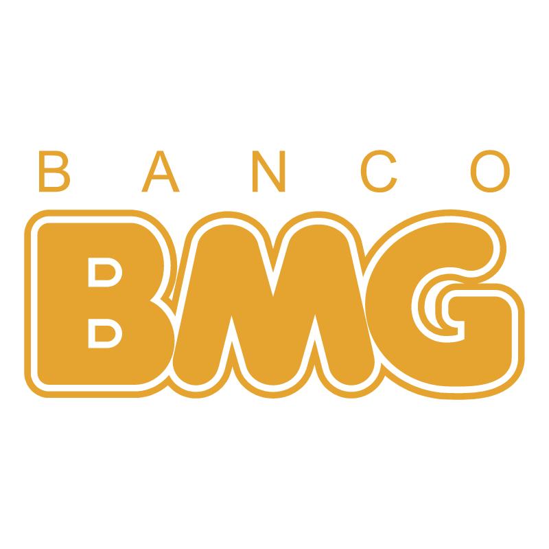 Banco BMG vector