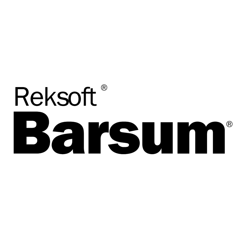 Barsum Reksoft vector