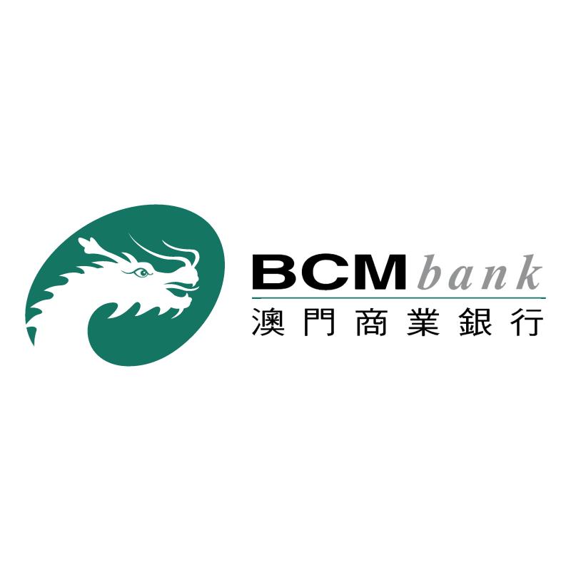 BCM bank vector