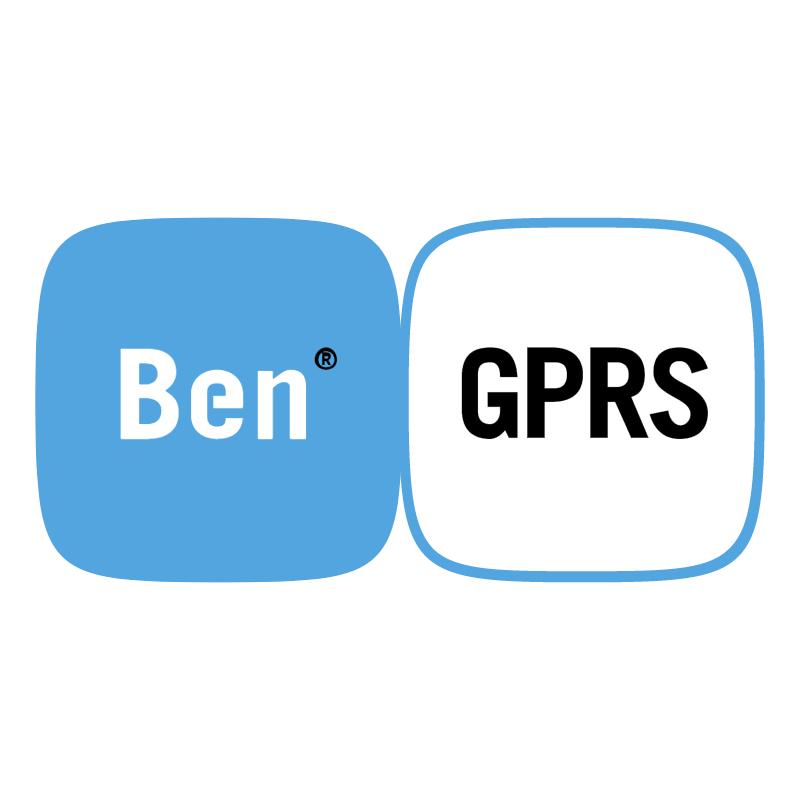 Ben GPRS vector
