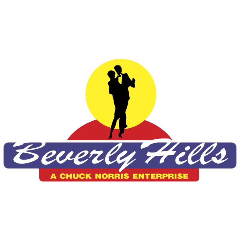 Beverly Hills 883 vector