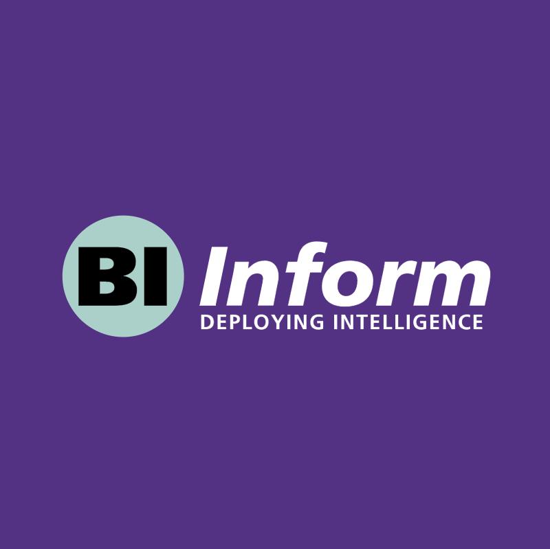 BI Inform vector
