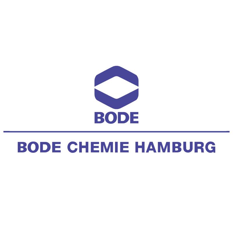 Bode Chemie Hamburg 27888 vector