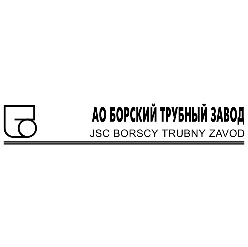 Borscy Trubny Zavod 934 vector