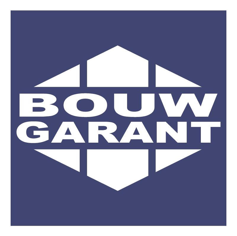 BouwGarant vector
