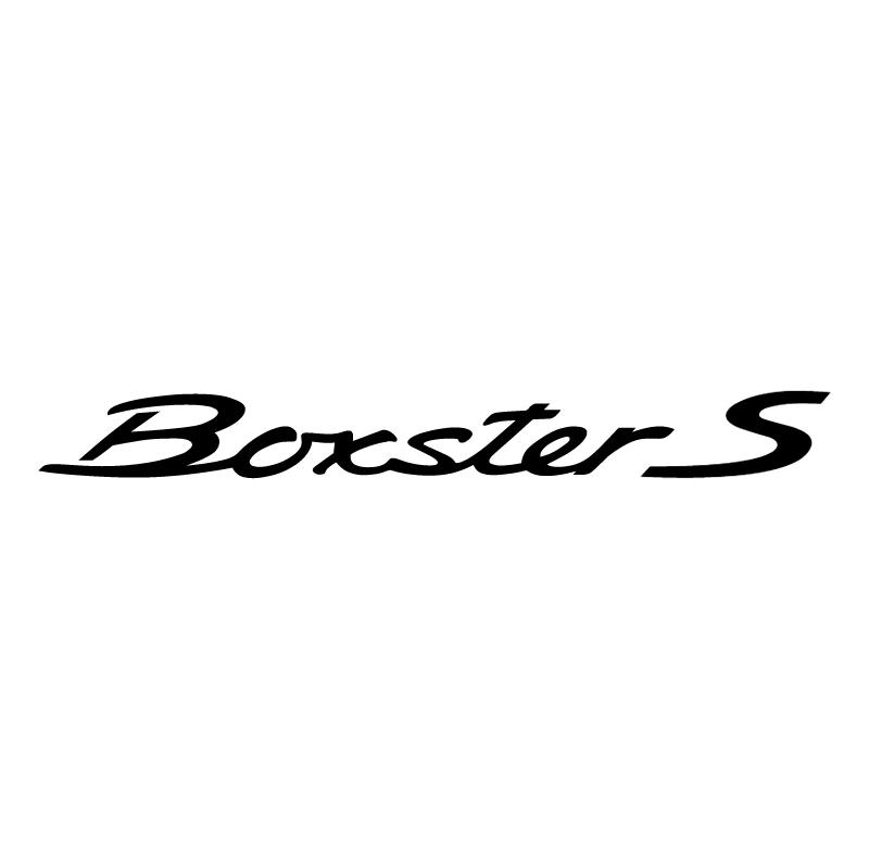 Boxter S vector