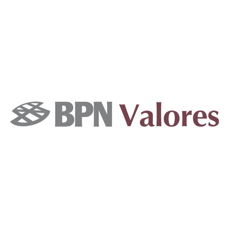 BPN Valores 58940 vector logo