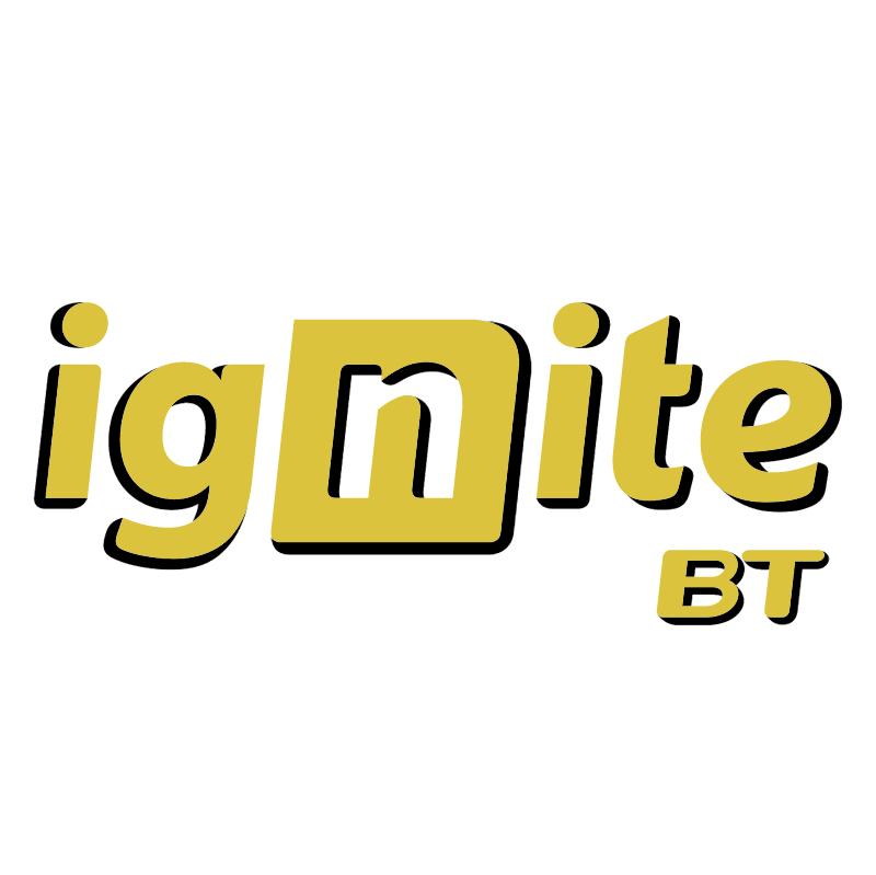 BT Ignite vector logo