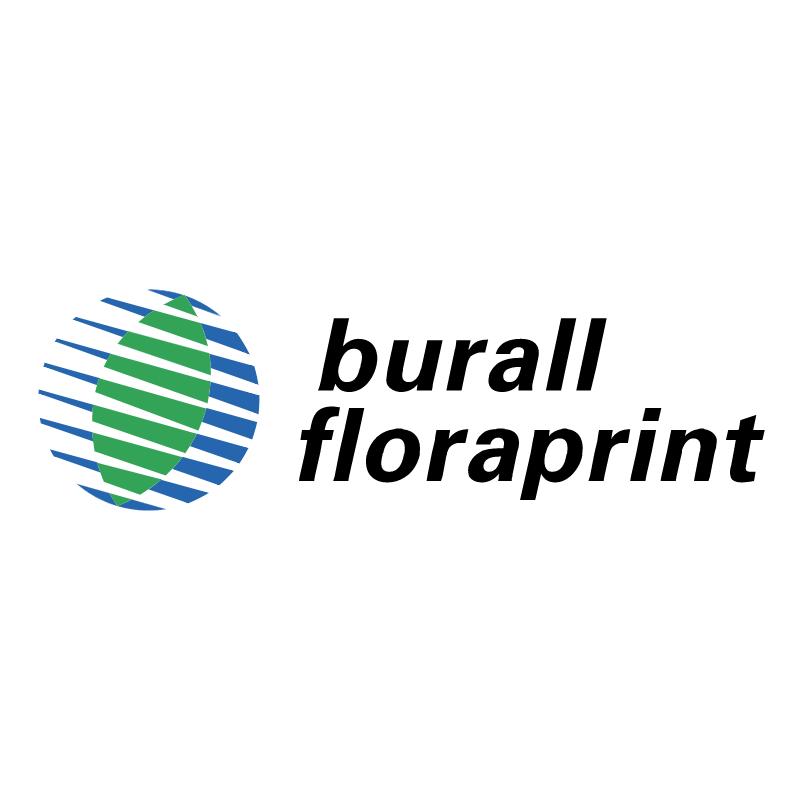 Burall Floraprint vector logo