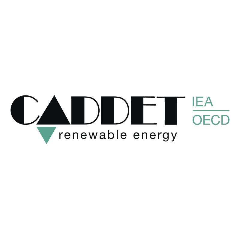 CADDET Renewable Energy vector