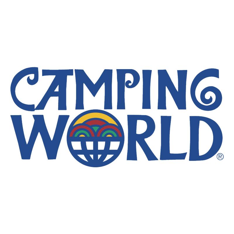 Camping World vector logo