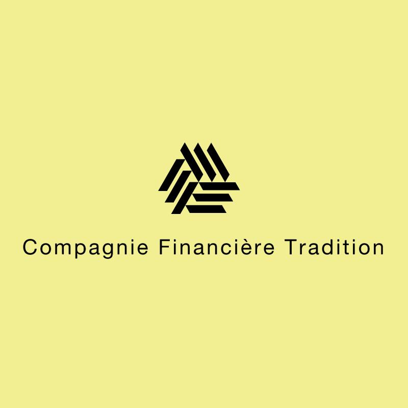 Compagnie Financiere Tradition vector logo