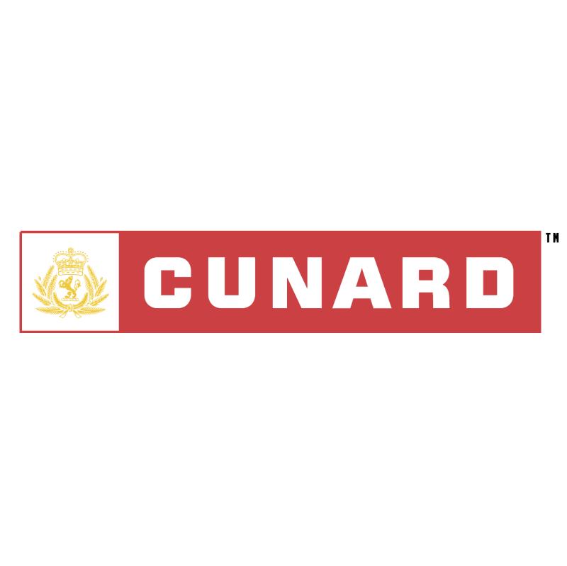Cunard Line vector