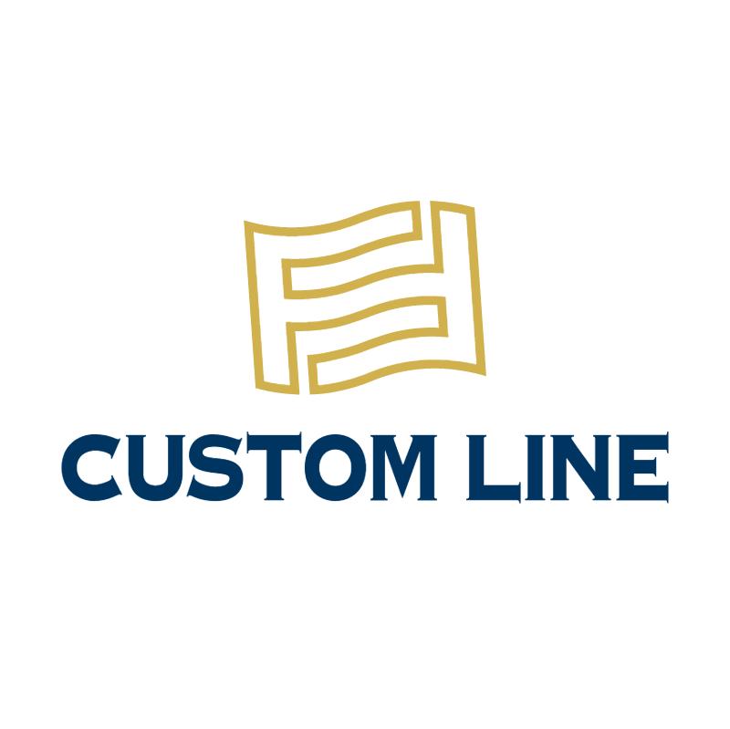 Custom Line vector