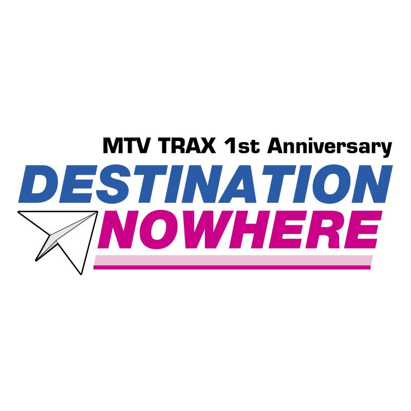 Destination Nowhere vector