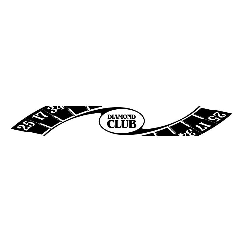 Diamond Club vector