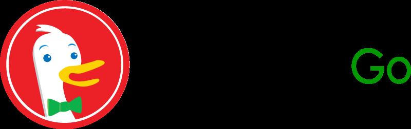 DuckDuckGo 2 vector