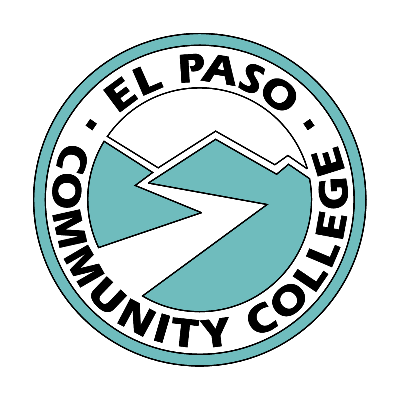 El Paso Community College vector