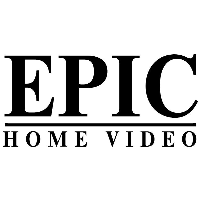 Epic Home Video vector logo