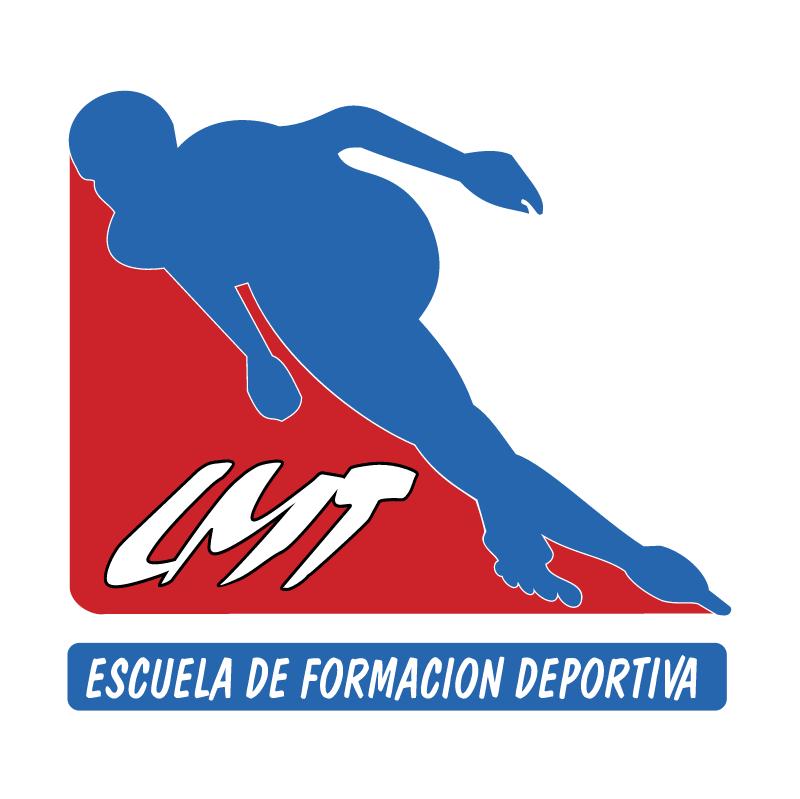 Escuela de Formacion Deportiva LMT vector