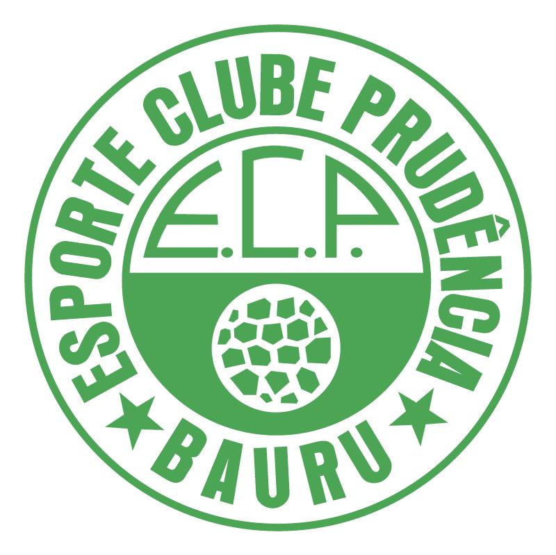Esporte Clube Prudencia de Bauru SP vector