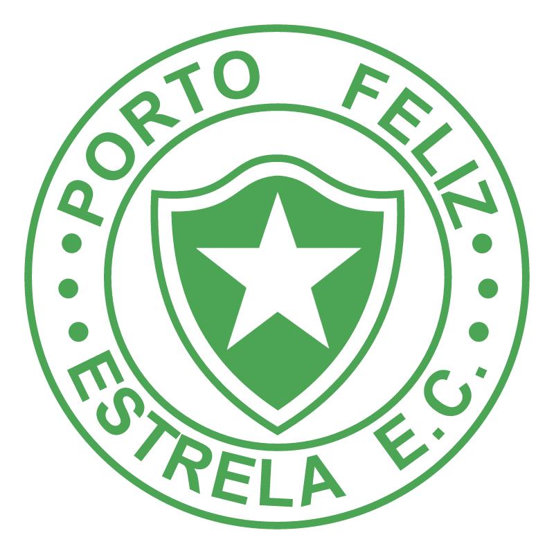 Estrela Esporte Clube de Porto Feliz SP vector
