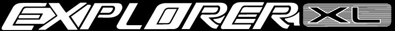 Ford Explorer XL vector