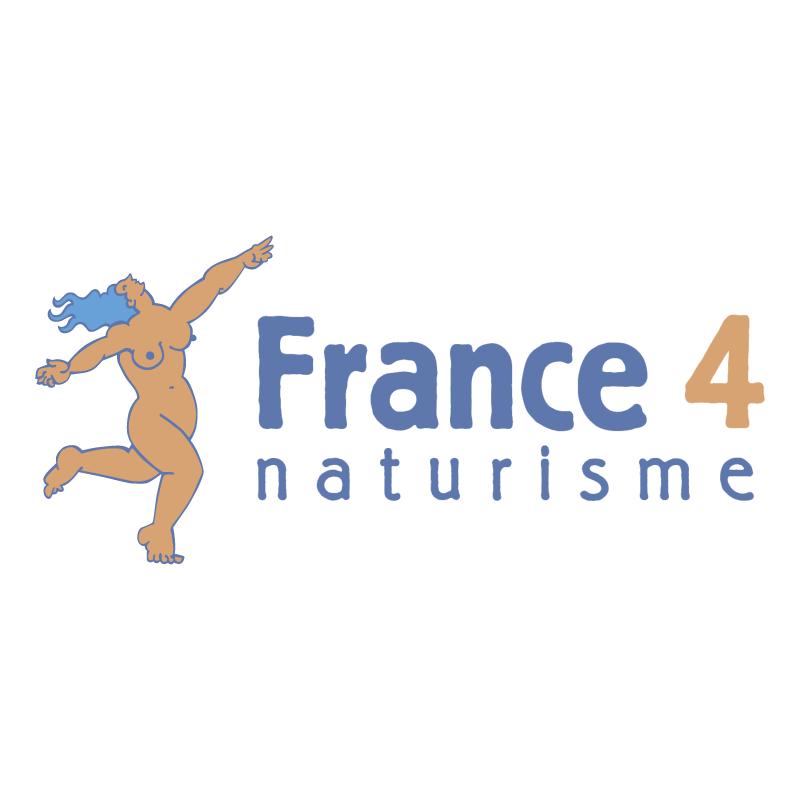 France 4 Naturisme vector