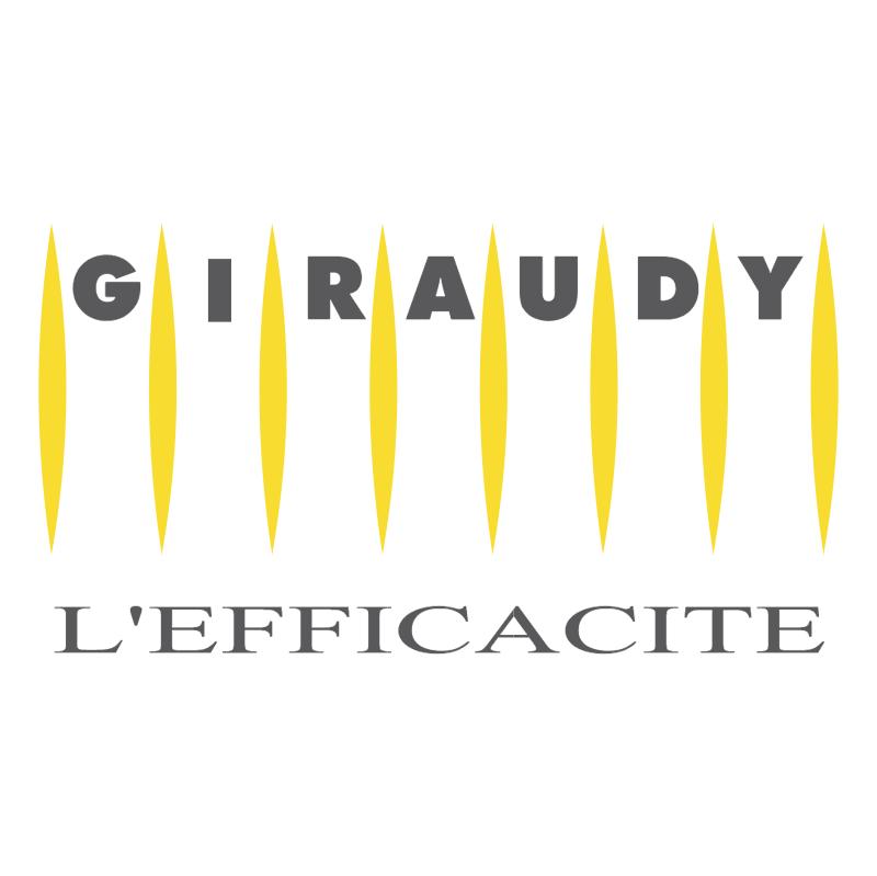 Giraudy L'Efficacite vector logo
