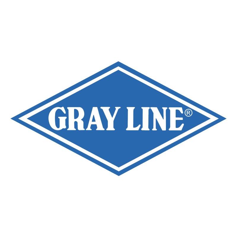 Gray Line vector
