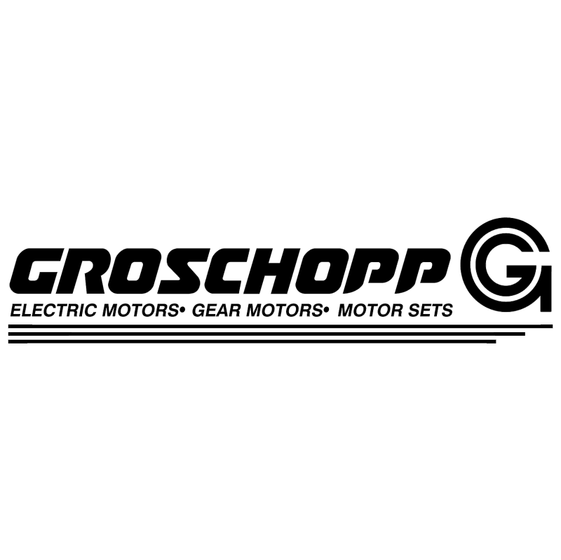 Groschopp vector