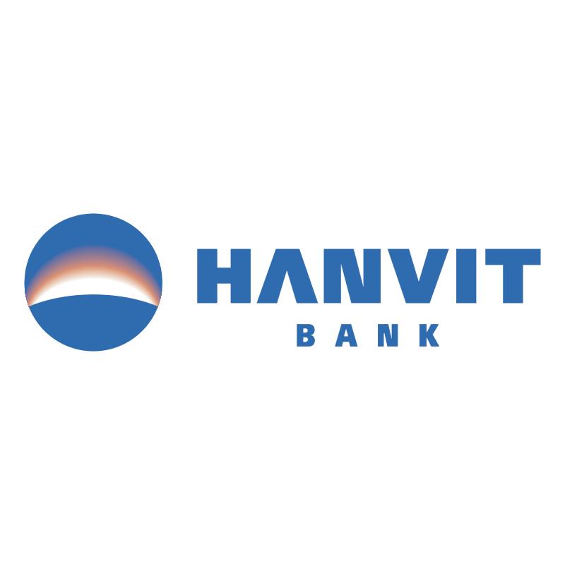 Hanvit Bank vector logo