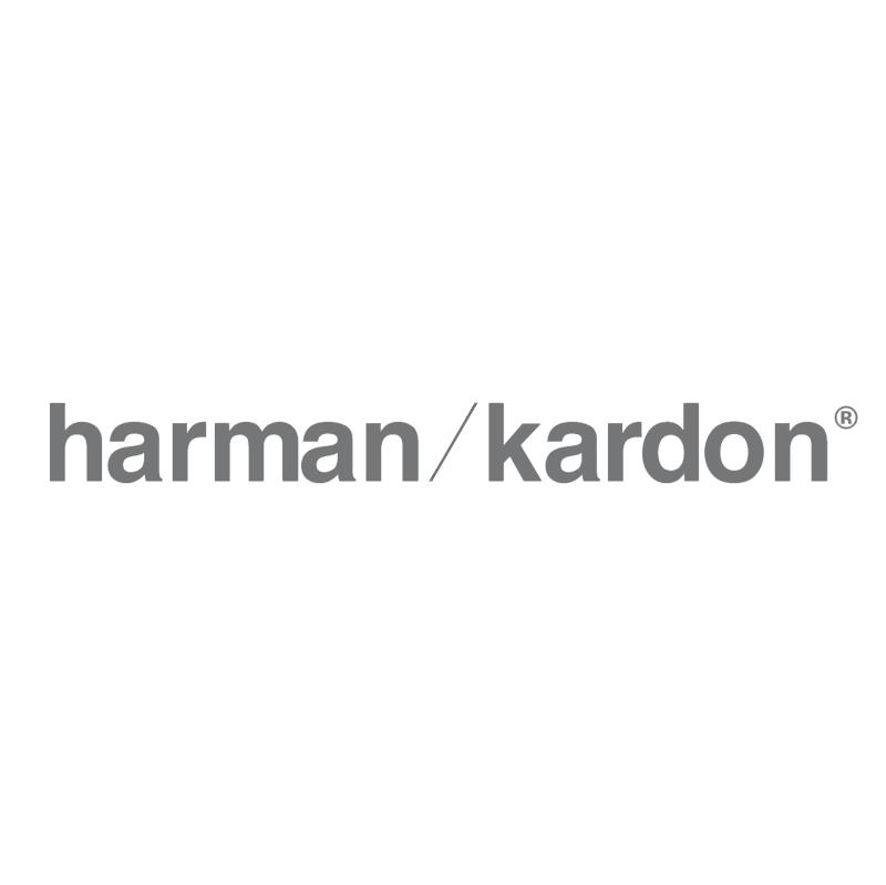 harman kardon vector logo