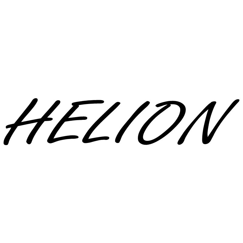 Helion vector logo
