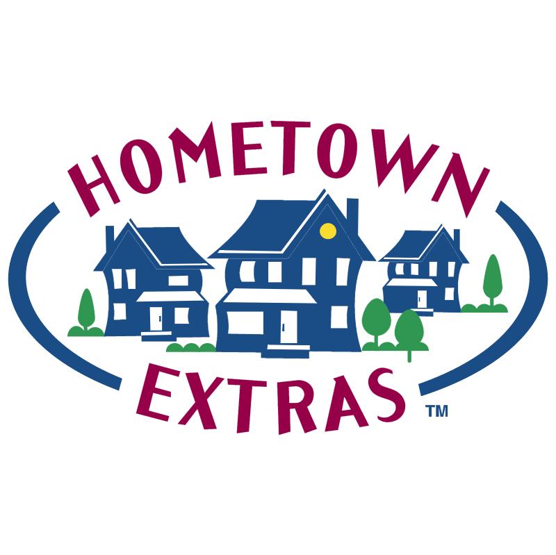 Hometown Extras vector