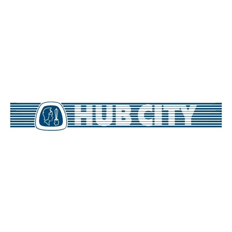 Hub City vector