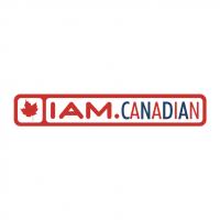 I Am Canadian vector