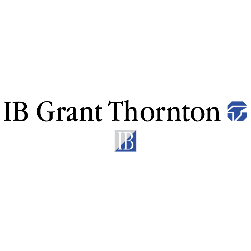 IB Grant Thornton vector