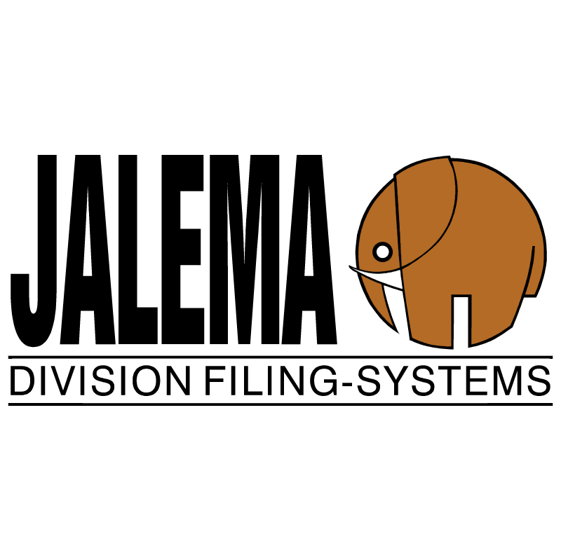 Jalema vector logo