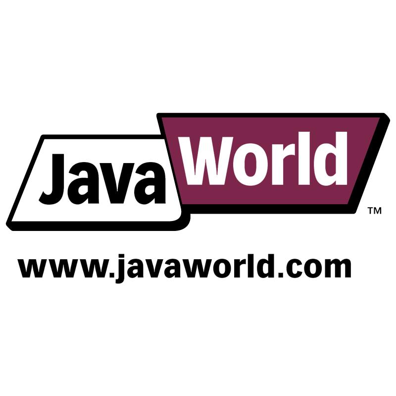 JavaWorld vector