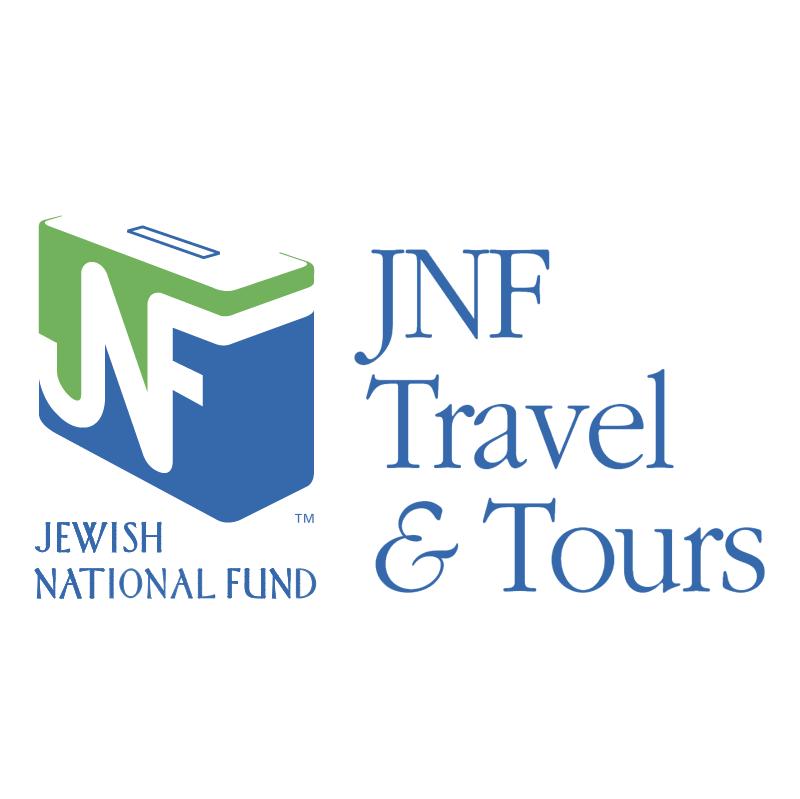 JNF Travel & Tours vector
