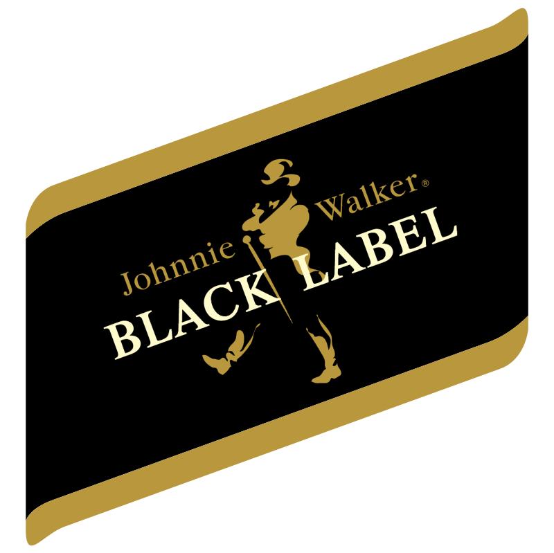 Johnnie Walker Black Label vector