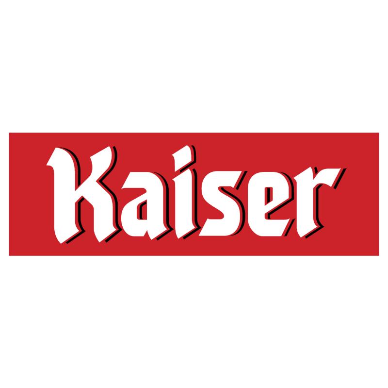 Kaiser Cerveja vector logo