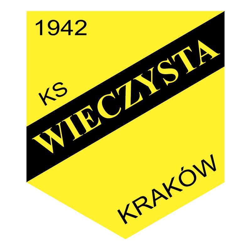 KS Wieczysta Krakow vector