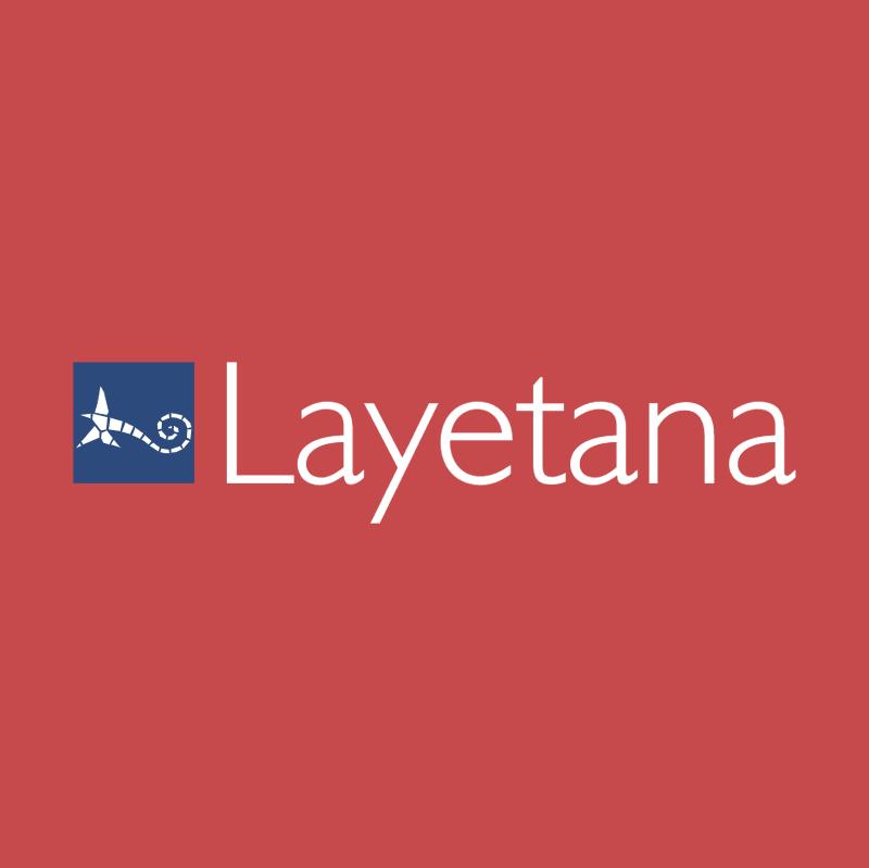 Layetana vector