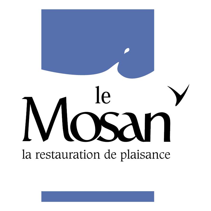 Le Mosan vector