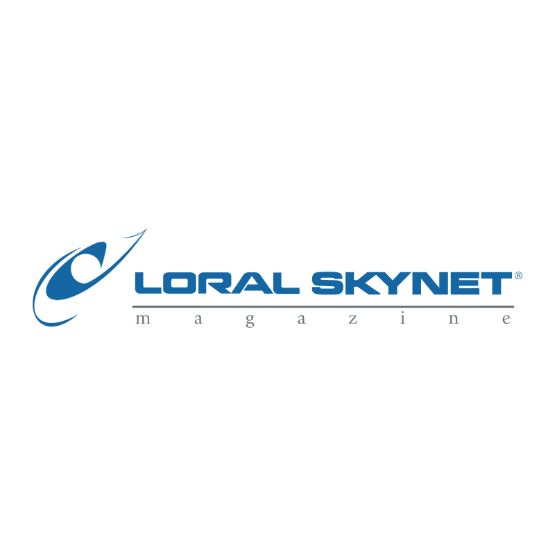 Loral Skynet Magazine vector